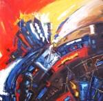 D'Metropolitan Abstract
